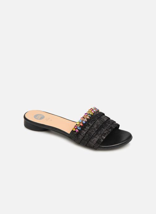 Clogs & Pantoletten Gioseppo 44192 schwarz detaillierte ansicht/modell