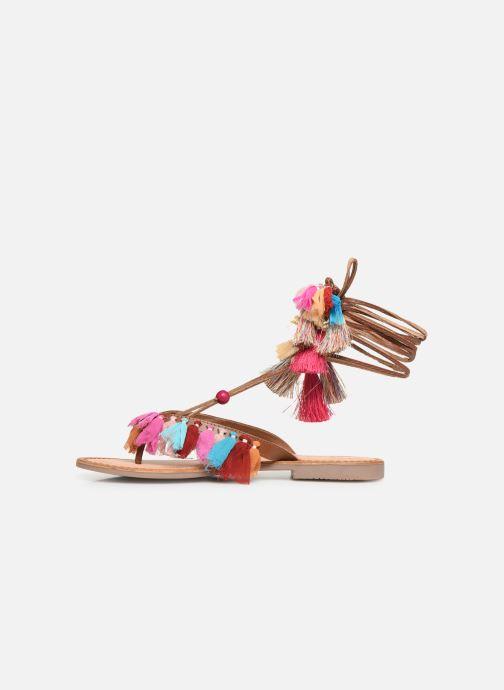 Sandales et nu-pieds Gioseppo 44767 Marron vue face