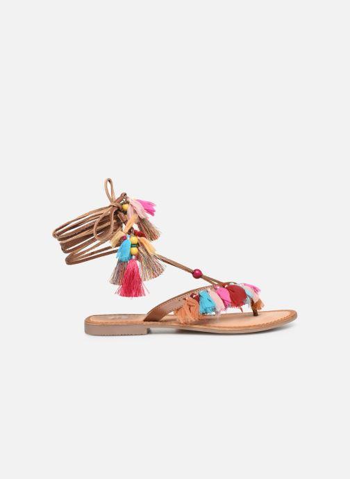 Sandales et nu-pieds Gioseppo 44767 Marron vue derrière