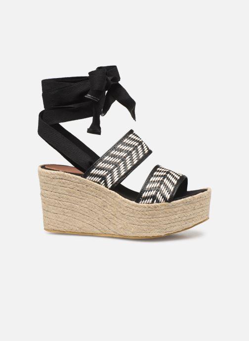 Sandales et nu-pieds Gioseppo 44782 Noir vue derrière