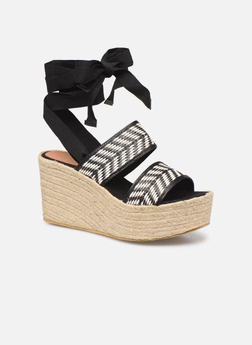 Sandales et nu-pieds Gioseppo 44782 Noir vue détail/paire