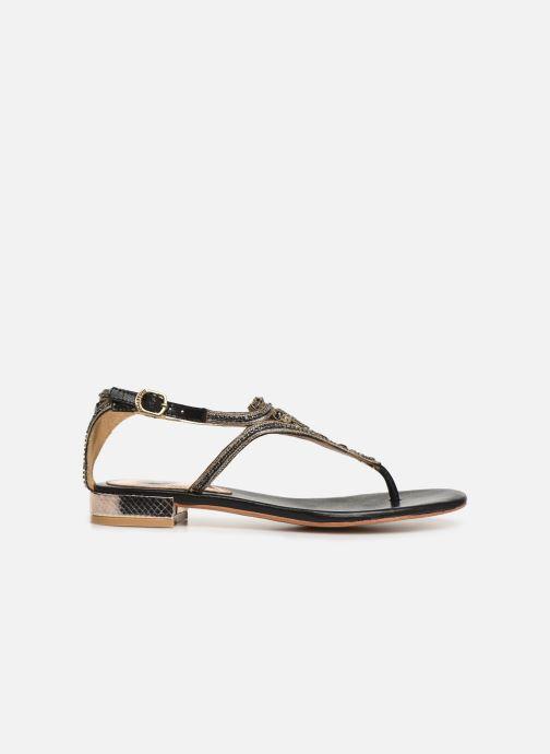 Sandales et nu-pieds Gioseppo 44851 Noir vue derrière