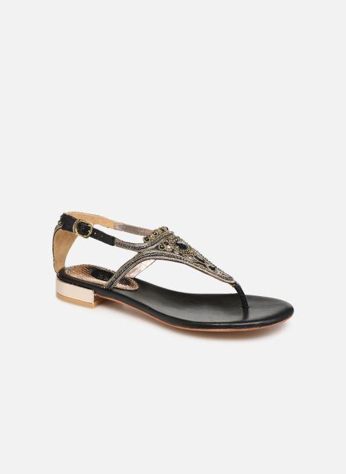 Sandales et nu-pieds Gioseppo 44851 Noir vue détail/paire