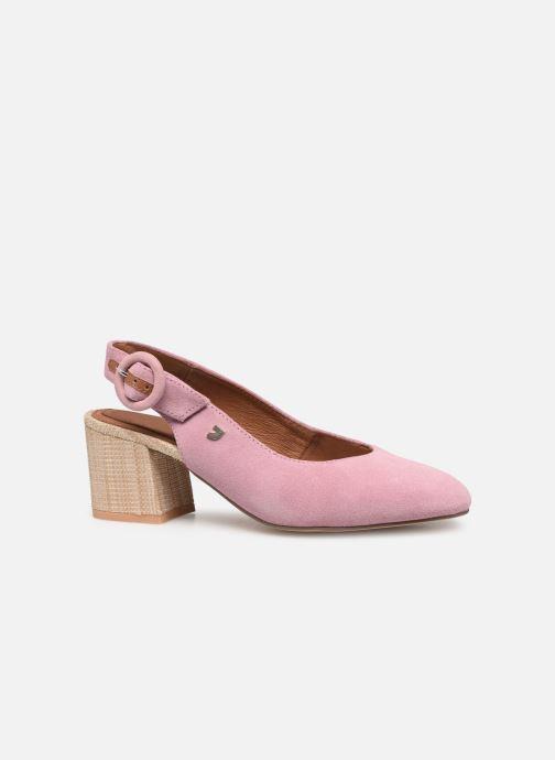Zapatos de tacón Gioseppo 44890 Rosa vistra trasera