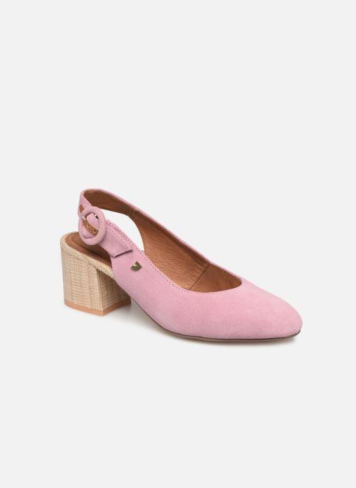 Zapatos de tacón Gioseppo 44890 Rosa vista de detalle / par