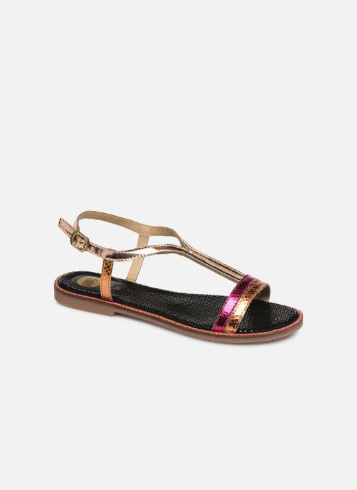 Sandales et nu-pieds Gioseppo 44927 Or et bronze vue détail/paire