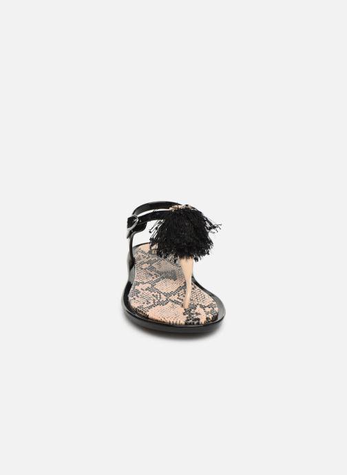 Sandales et nu-pieds Gioseppo 45106 Noir vue portées chaussures