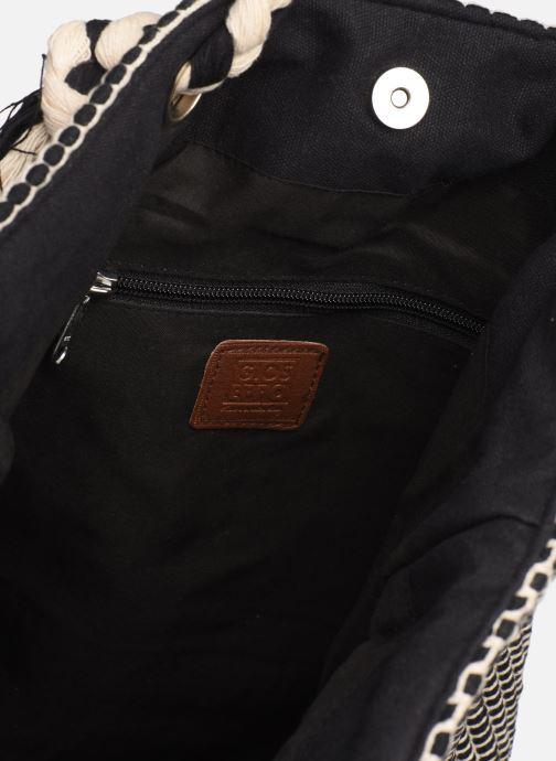 Handtaschen Gioseppo 45235 rosa ansicht von hinten