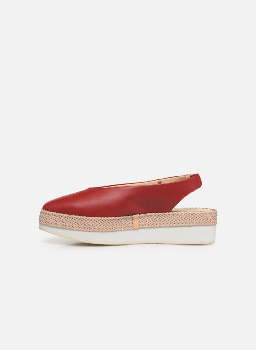 Espadrilles Gioseppo 45274 Rouge vue face