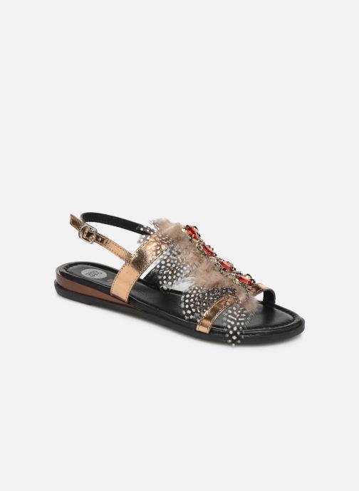 Sandali e scarpe aperte Gioseppo 45279 Oro e bronzo vedi dettaglio/paio