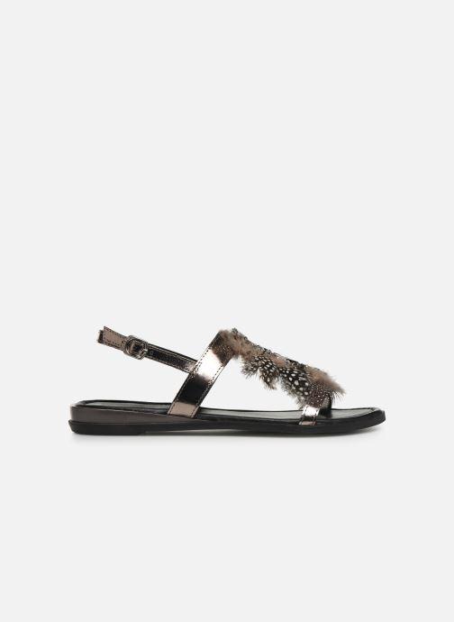 Sandales et nu-pieds Gioseppo 45279 Argent vue derrière