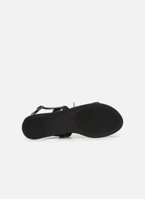 Sandales et nu-pieds Gioseppo 45279 Argent vue haut
