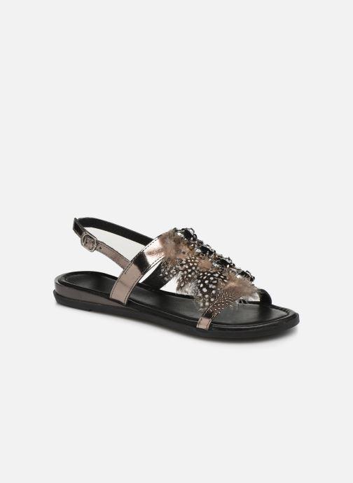 Sandales et nu-pieds Gioseppo 45279 Argent vue détail/paire