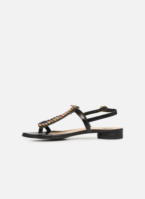 Sandales et nu-pieds Gioseppo 45286 Noir vue face