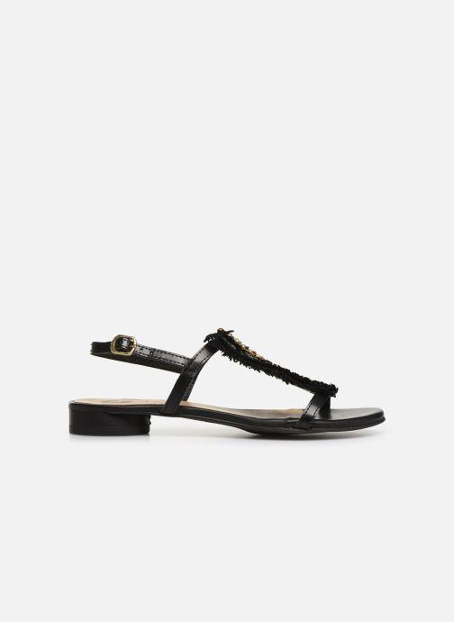 Sandales et nu-pieds Gioseppo 45286 Noir vue derrière