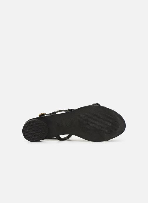 Sandales et nu-pieds Gioseppo 45286 Noir vue haut