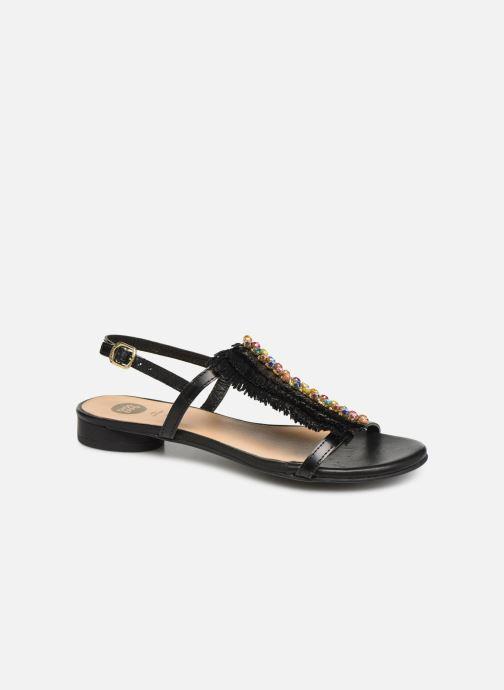 Sandales et nu-pieds Gioseppo 45286 Noir vue détail/paire
