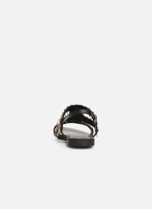Sandales et nu-pieds Gioseppo 45297 Noir vue droite