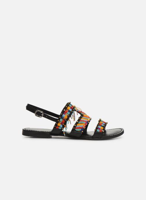 Sandales et nu-pieds Gioseppo 45297 Noir vue derrière