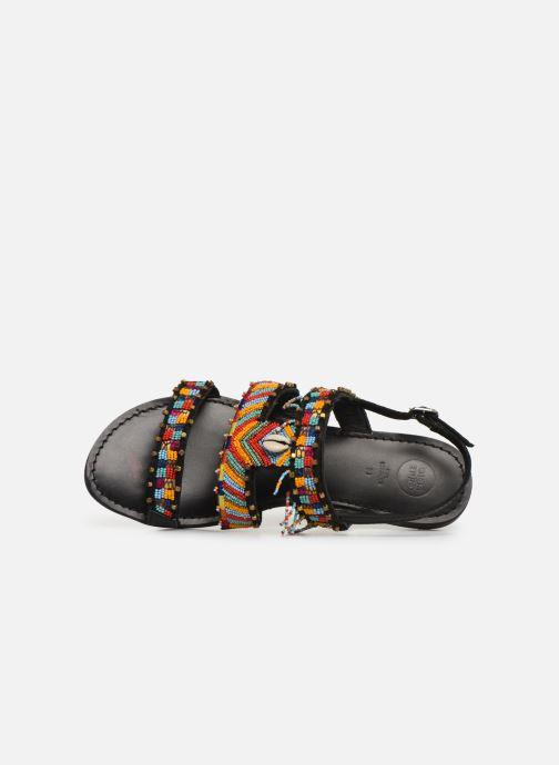 Sandales et nu-pieds Gioseppo 45297 Noir vue gauche