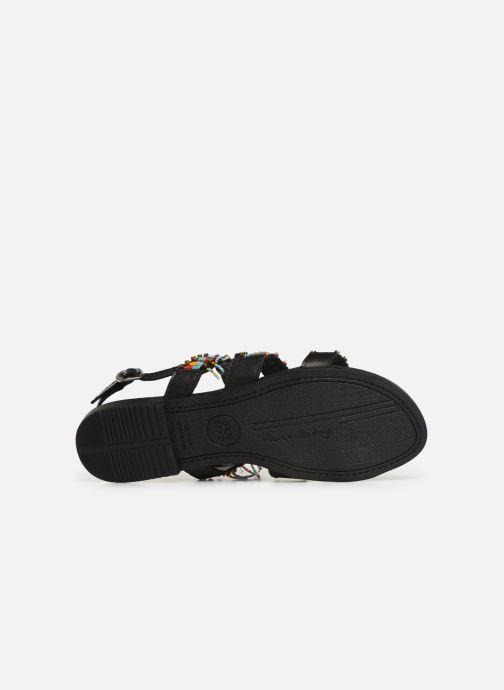 Sandales et nu-pieds Gioseppo 45297 Noir vue haut