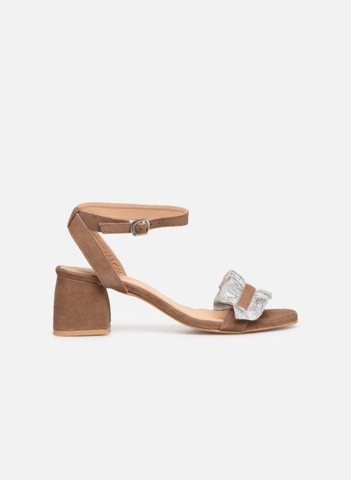 Sandales et nu-pieds Gioseppo 45301 Marron vue derrière