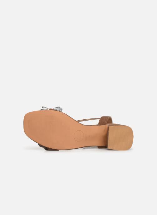 Sandales et nu-pieds Gioseppo 45301 Marron vue haut