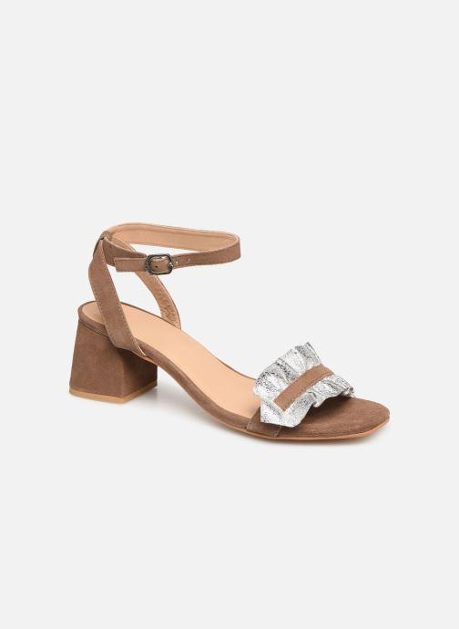 Sandales et nu-pieds Gioseppo 45301 Marron vue détail/paire