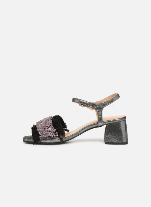 Sandali e scarpe aperte Gioseppo 45310 Argento immagine frontale