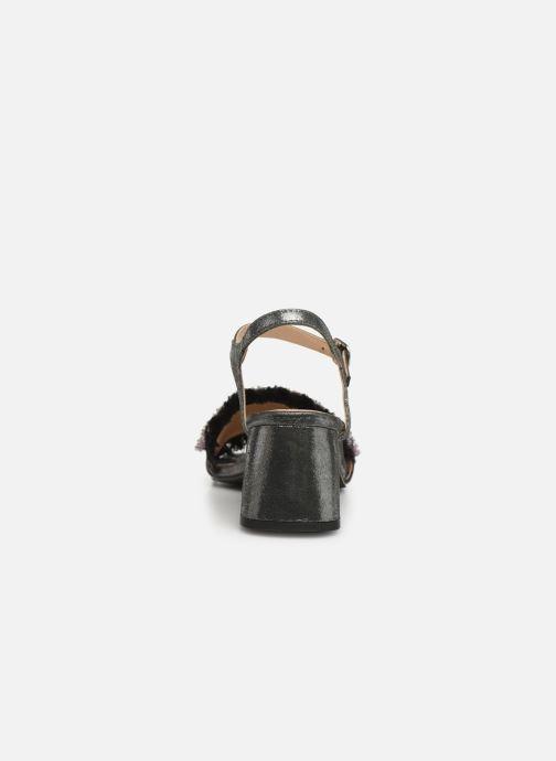 Sandalen Gioseppo 45310 silber ansicht von rechts
