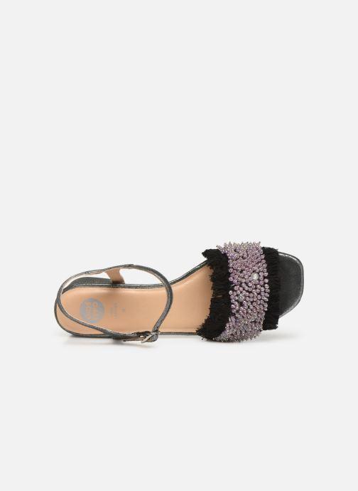 Sandali e scarpe aperte Gioseppo 45310 Argento immagine sinistra