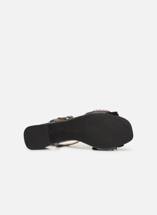 Sandali e scarpe aperte Gioseppo 45310 Argento immagine dall'alto