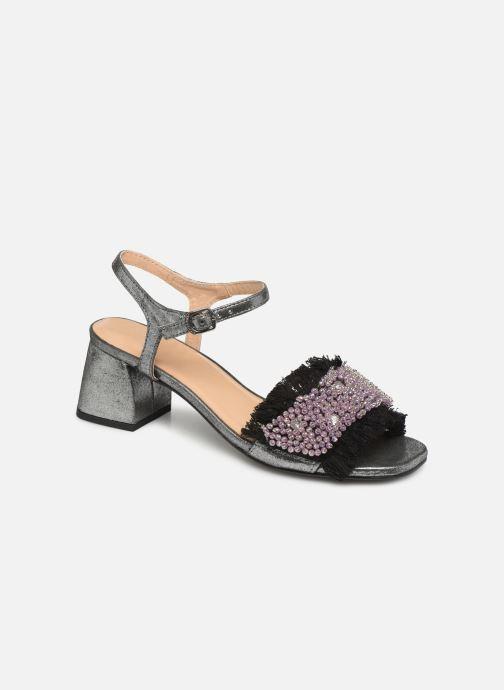 Sandales et nu-pieds Gioseppo 45310 Argent vue détail/paire