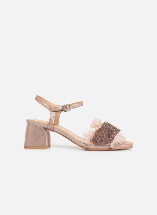 Sandalen Gioseppo 45310 rosa ansicht von hinten