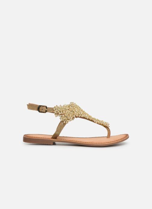 Sandali e scarpe aperte Gioseppo 45312 Oro e bronzo immagine posteriore