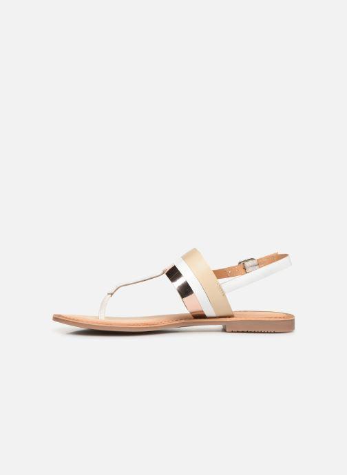Sandaler Gioseppo 45318 Hvid se forfra
