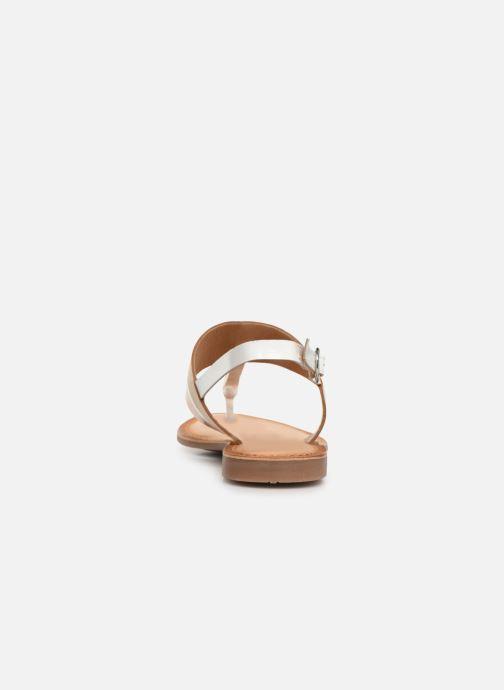 Sandaler Gioseppo 45318 Hvid Se fra højre