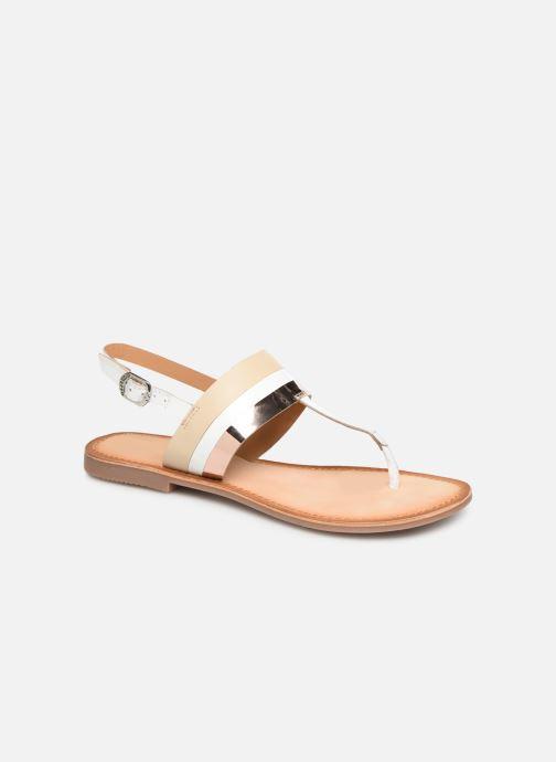 Sandaler Gioseppo 45318 Hvid detaljeret billede af skoene