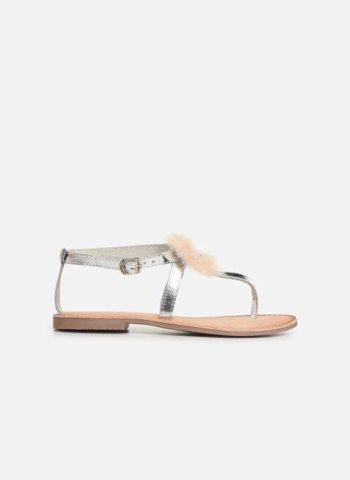 Sandales et nu-pieds Gioseppo 45329 Argent vue derrière