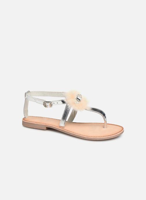 Sandales et nu-pieds Gioseppo 45329 Argent vue détail/paire