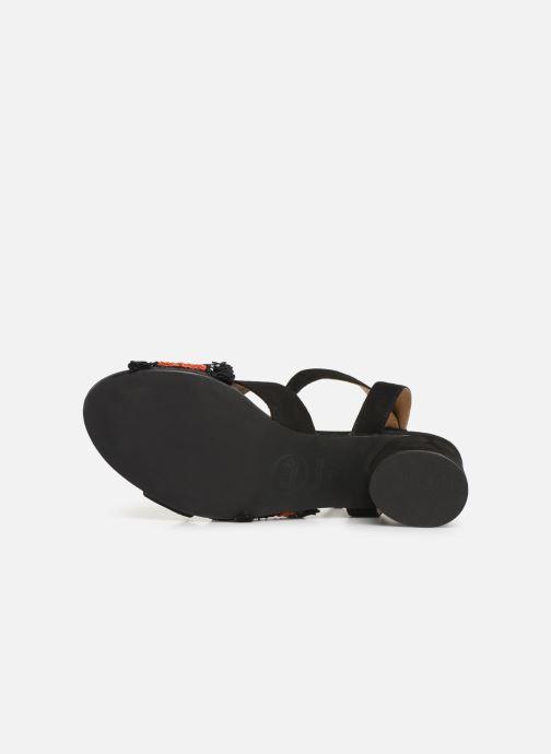 Sandalen Gioseppo 45332 Zwart boven