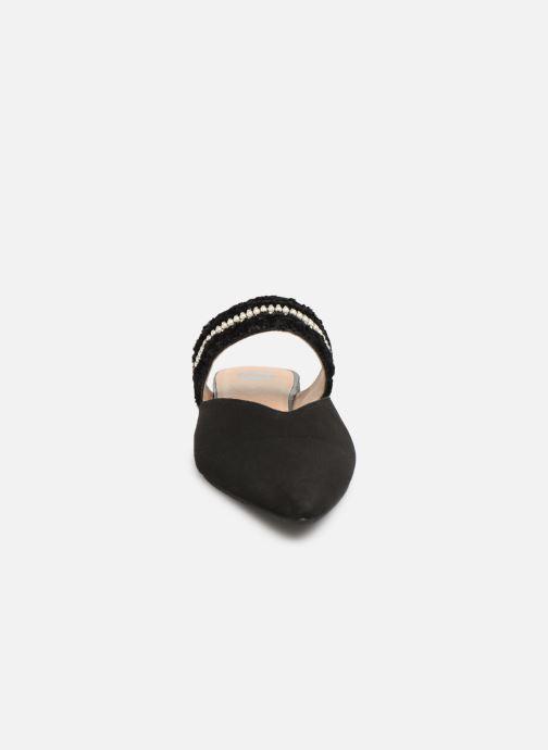 Clogs & Pantoletten Gioseppo 45341 schwarz schuhe getragen