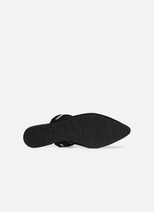 Mules & clogs Gioseppo 45341 Black view from above