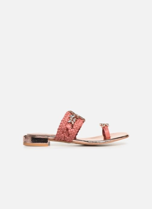 Clogs & Pantoletten Gioseppo 45345 rosa ansicht von hinten