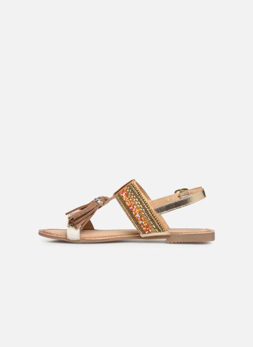 Sandales et nu-pieds Gioseppo 45349 Marron vue face