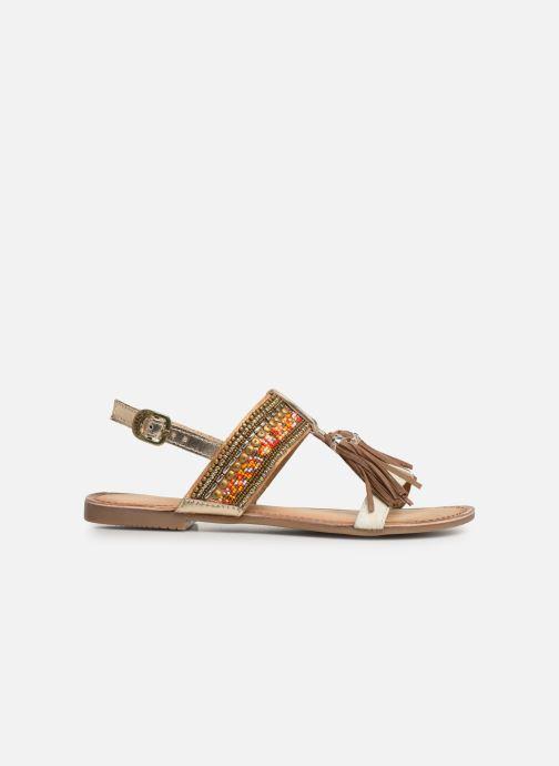 Sandales et nu-pieds Gioseppo 45349 Marron vue derrière