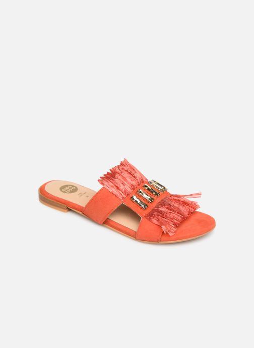 Mules et sabots Gioseppo 45354 Orange vue détail/paire