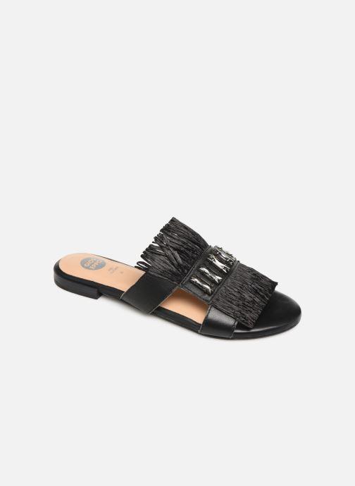Clogs & Pantoletten Gioseppo 45354 schwarz detaillierte ansicht/modell