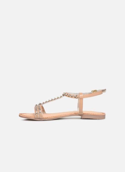 Sandales et nu-pieds Gioseppo 45386 Beige vue face