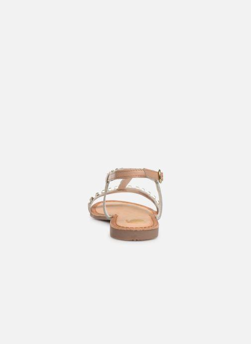 Sandales et nu-pieds Gioseppo 45386 Beige vue droite